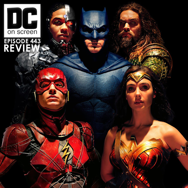 The Justice League at last