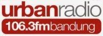 Streaming Urban Radio 106.3 fm Bandung