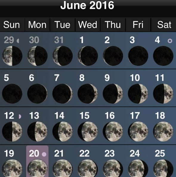 Yay! Today is a full moon. How is the situation in your area?