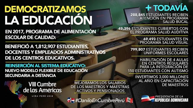 Democratizamos la educación