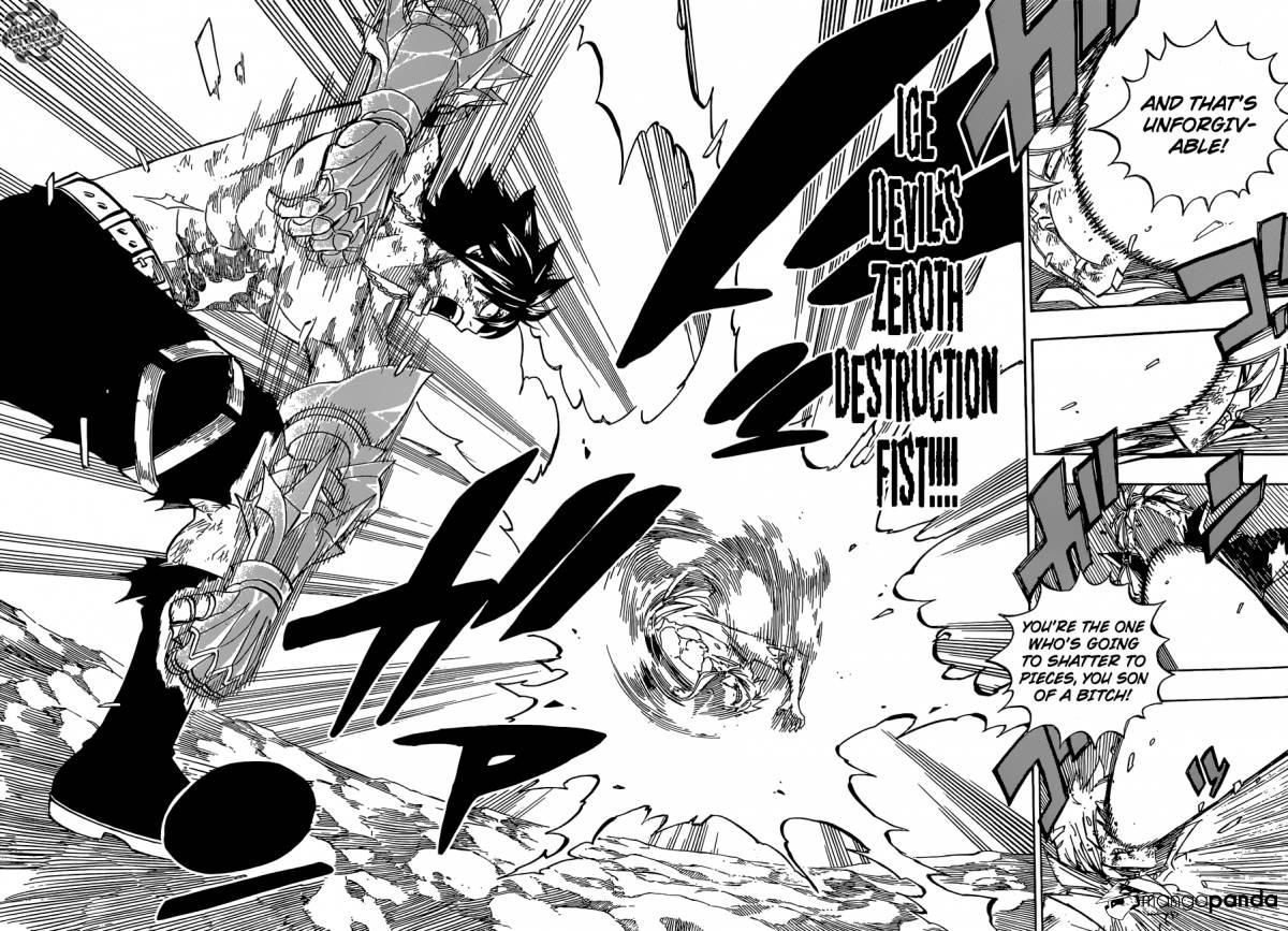 Fairy Tail Ch.500