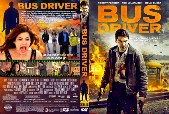 Bus Driver 2016 DVDCOVER