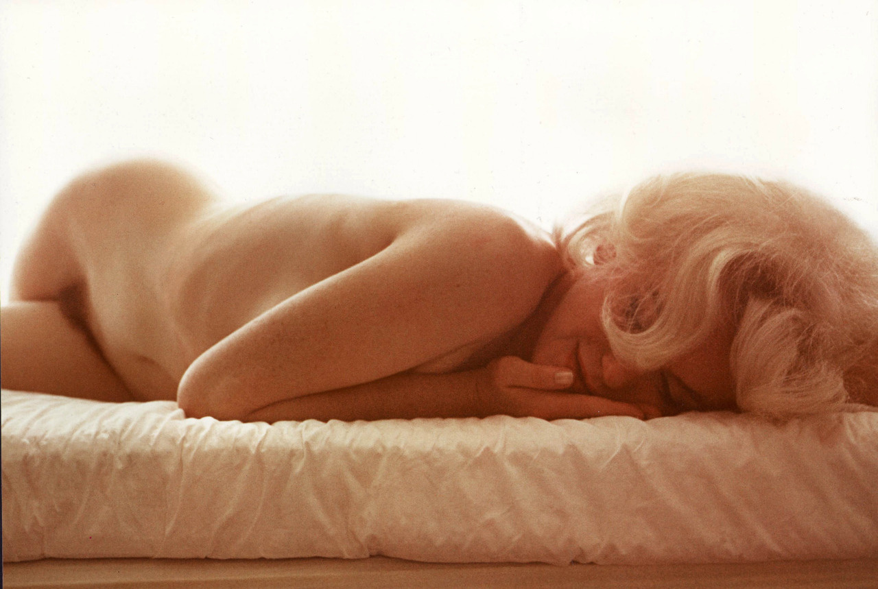 marilyn monroe nude bush