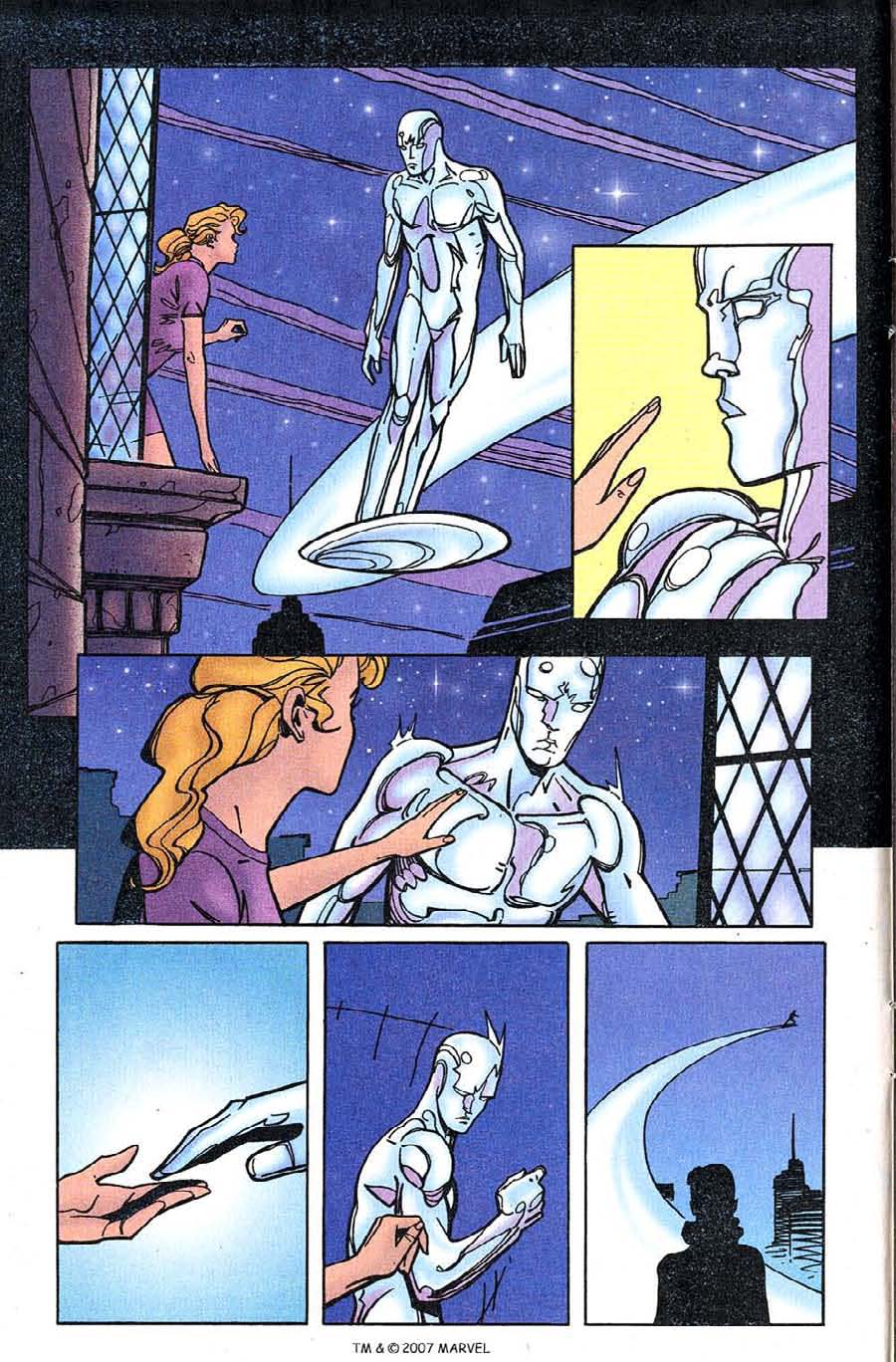 Read online Silver Surfer (1987) comic -  Issue #126 - 6
