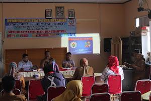 Pembekalan Tim Pokja Relawan SDGs DESA dan IDM Tahun 2021