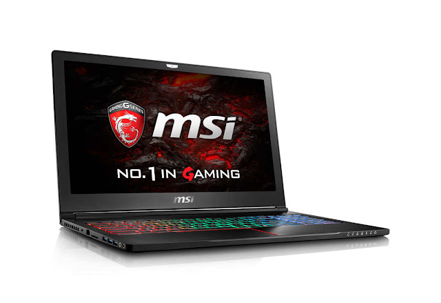 laptop gaming terbaru MSI