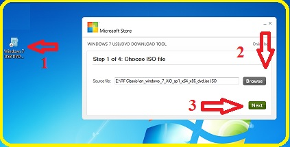cara membuat bootable windows 7 di flashdisk