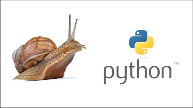 Learn Python 3 Programming at a Snail's Pace - Part 1