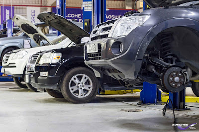 Audi service dubai