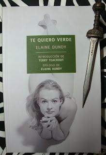 Portada del libro Te quiero verde, de Elaine Dundy