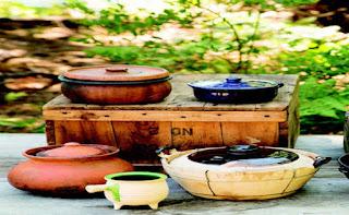 Matti patra pot vessels