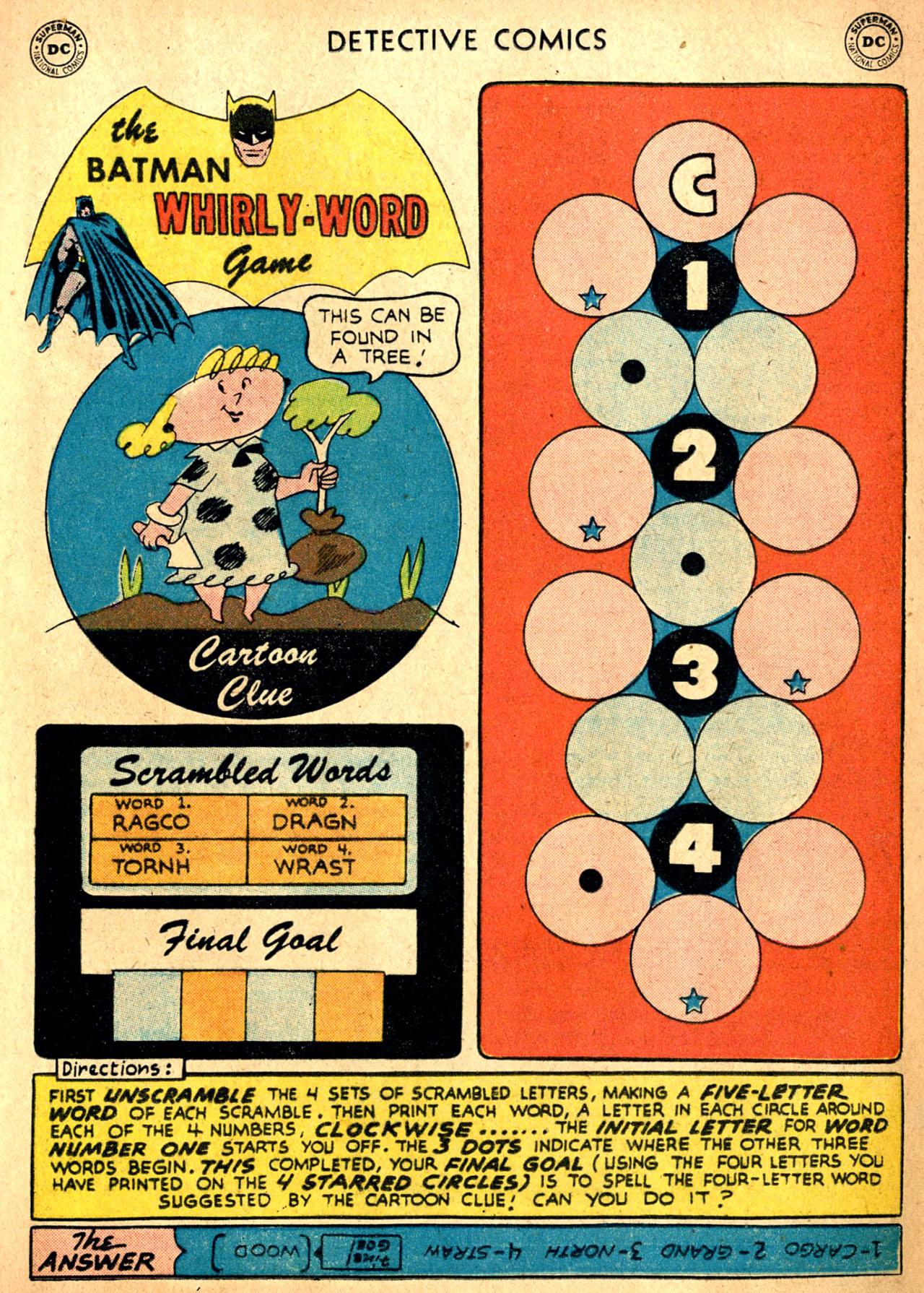Read online Detective Comics (1937) comic -  Issue #257 - 25
