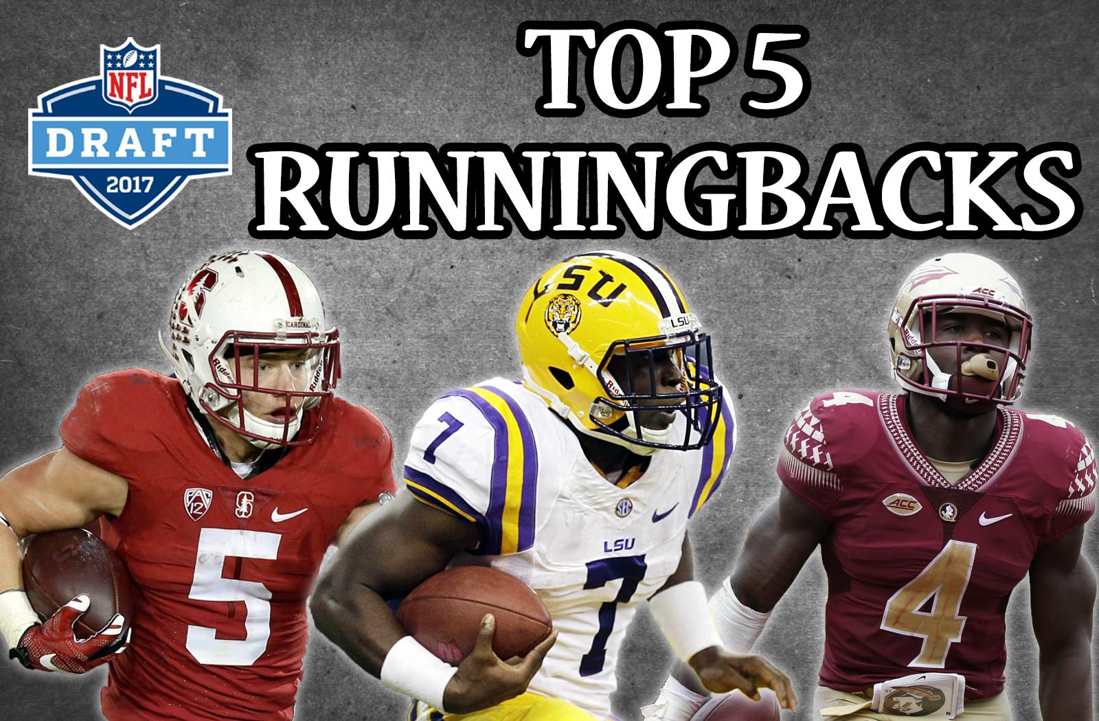 NFL en estado puro: 2017 NFL Draft | Top 5 Runningbacks | MARCO ÁLVAREZ