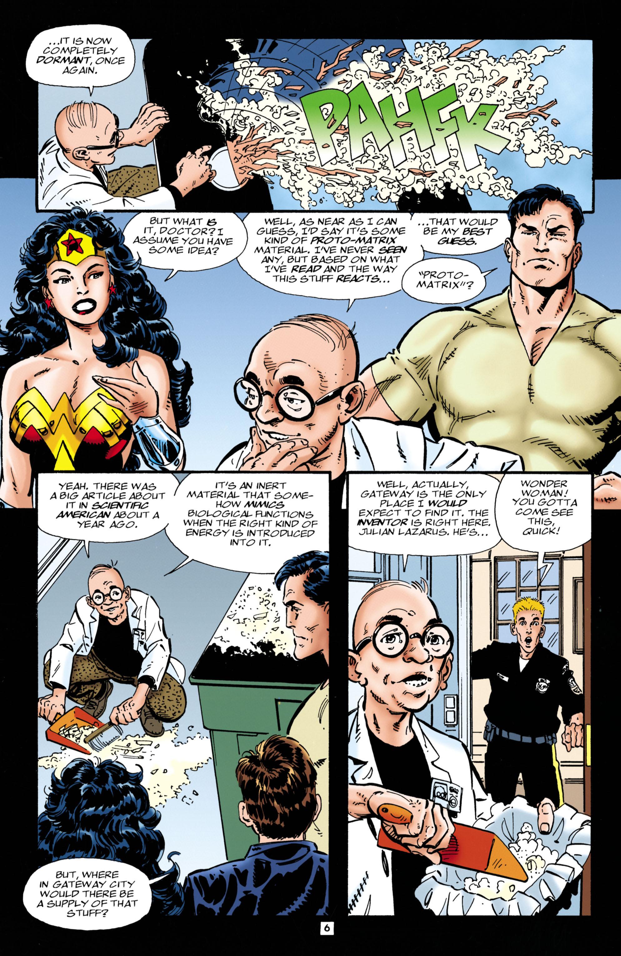 Read online Wonder Woman (1987) comic -  Issue #111 - 6