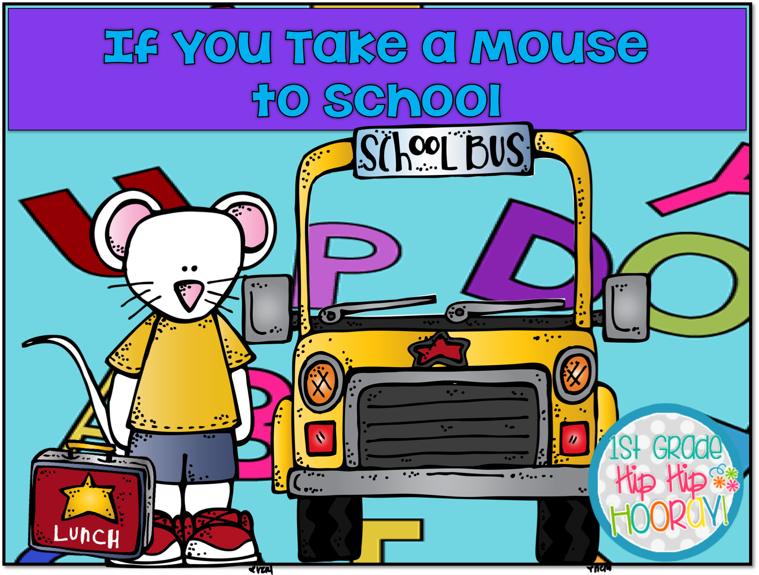 if you take a mouse to school pdf