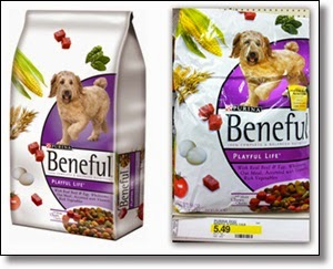Picture of Beneful dog foods
