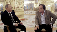 The Putin Interviews Vladimir Putin and Oliver Stone Image