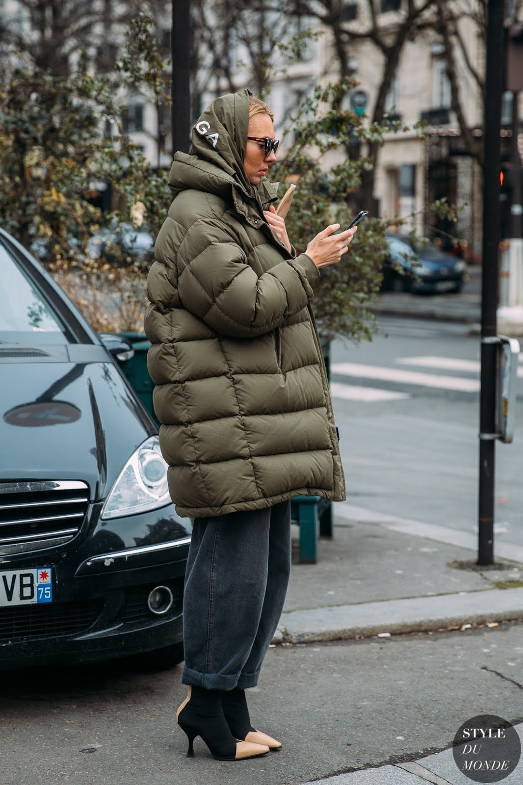 A Puffer Coat is Your Winter Wardrobe Best Friend