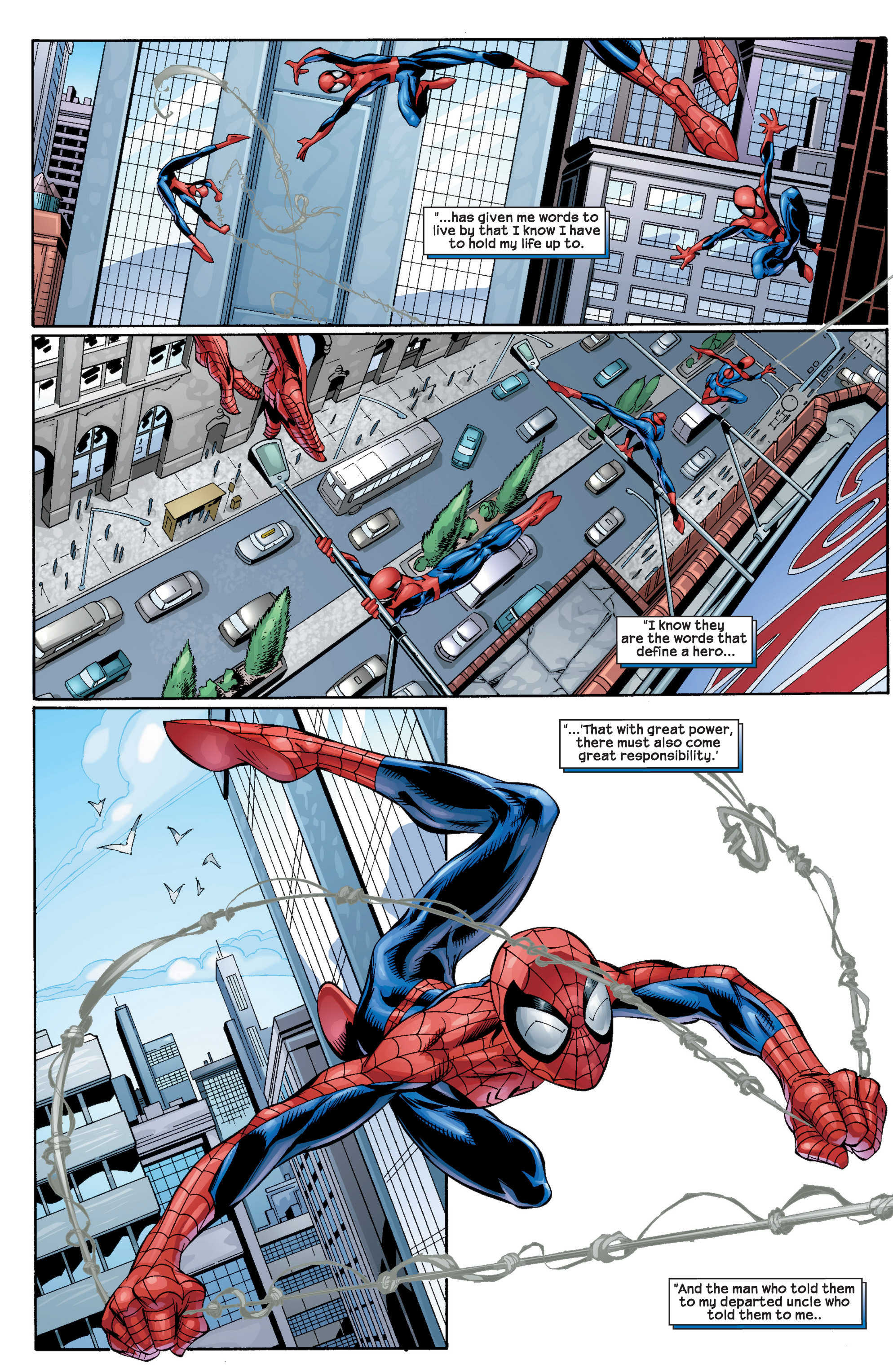Read online Ultimate Spider-Man (2009) comic -  Issue #150 - 93