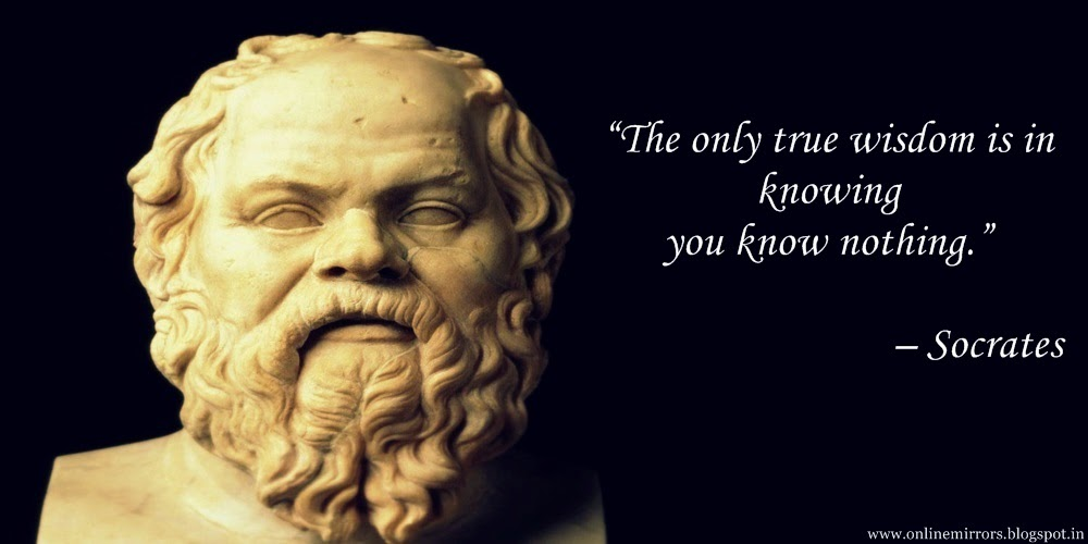 Socrates Quotes: Mirror Online: Truth Behind Socrates Life