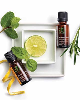 Arbonne Essential Oils