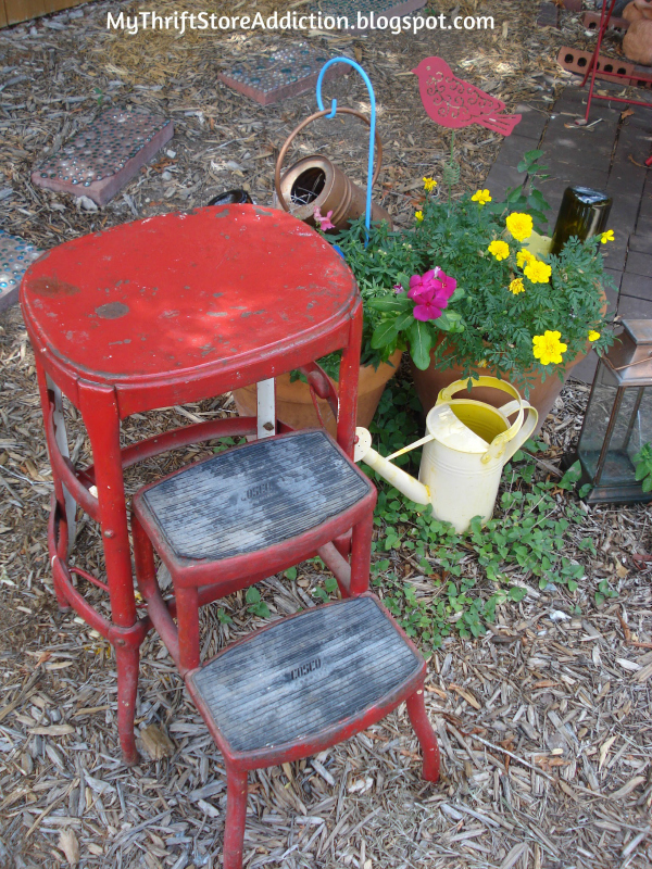 Vintage Cosco stool