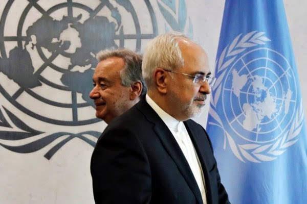 El canciller iraní pidió eliminar todas las armas nucleares