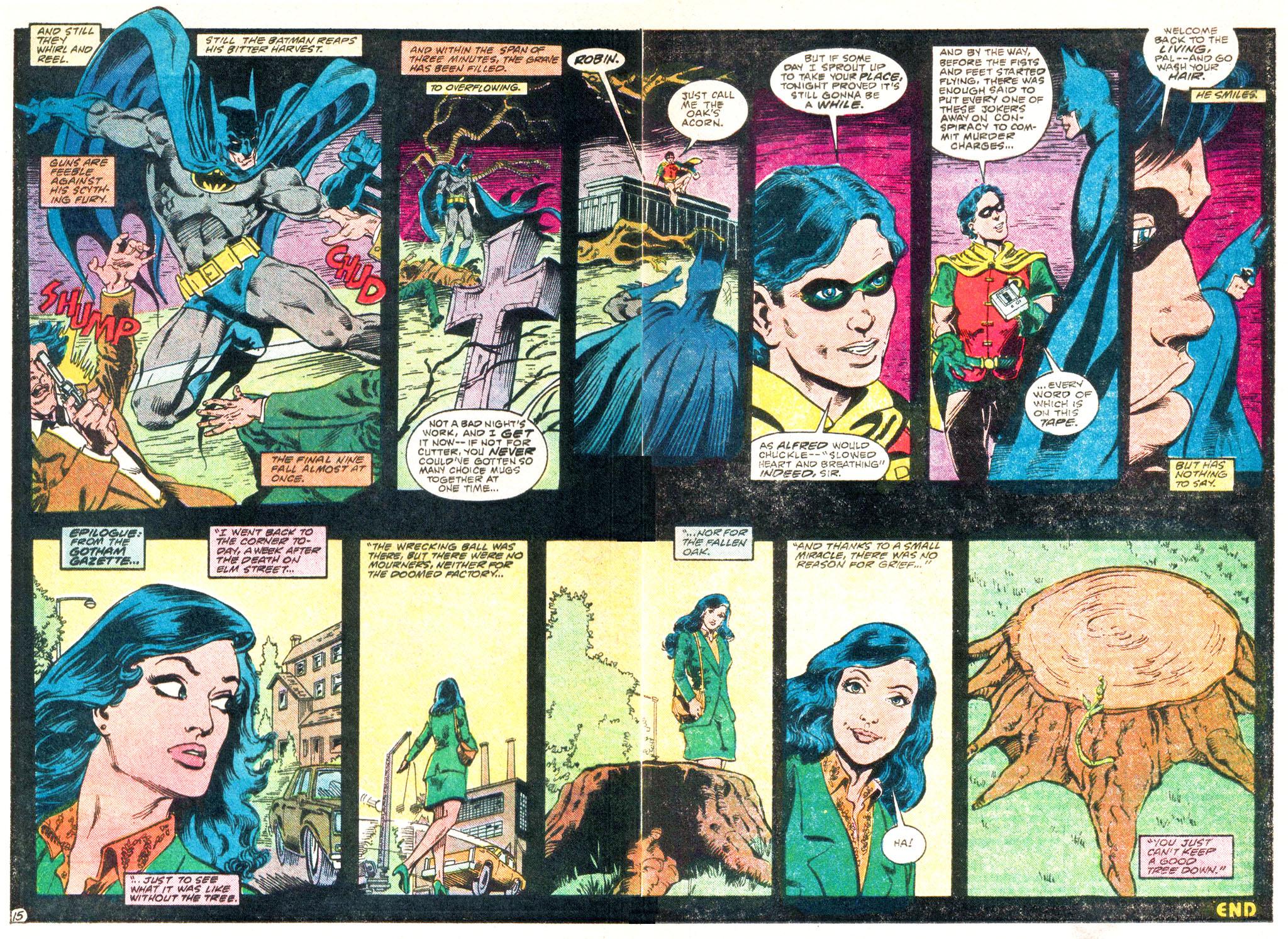 Detective Comics (1937) 552 Page 15