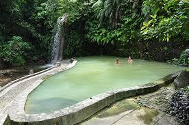 Angseri Hot Spring Tourism Bali