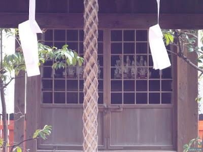 素盞烏尊神社野々宮社