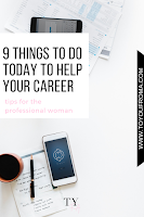 9 things you can do today to help your career for the better