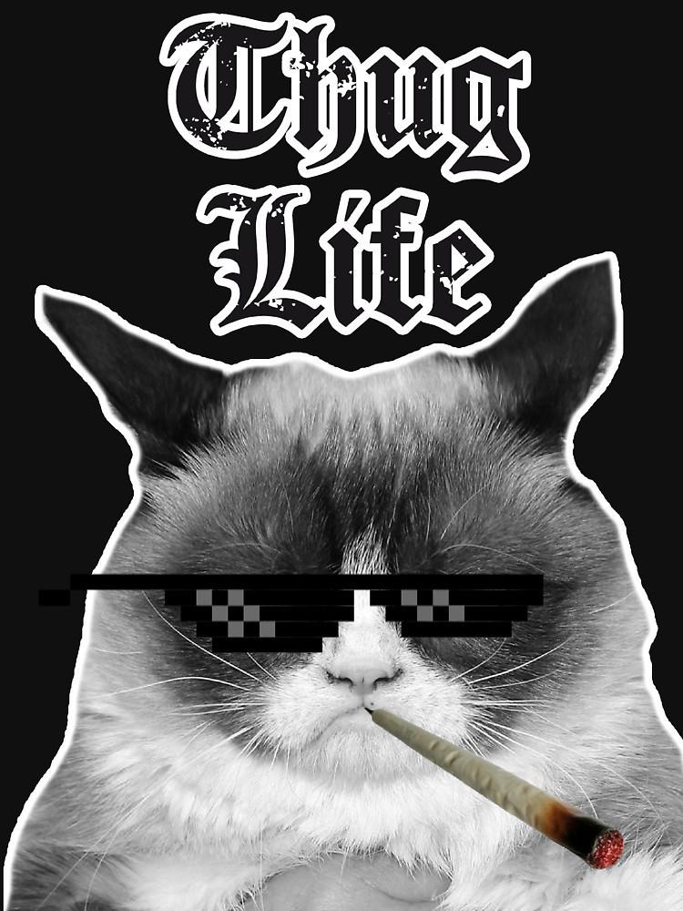 lagu atau backsound thug life yang paling populer