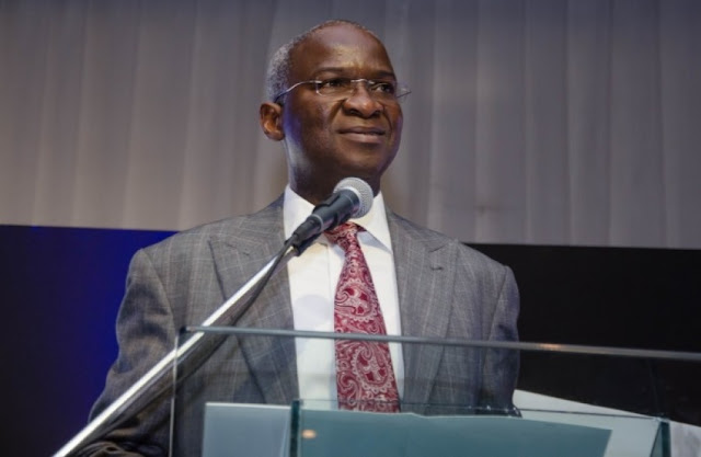 Only NASS can approve tollgate – Fashola