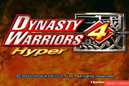 How to Download and Install Game Dynasty Warrior 4 (DW IV) Hyper for Computer or Laptop