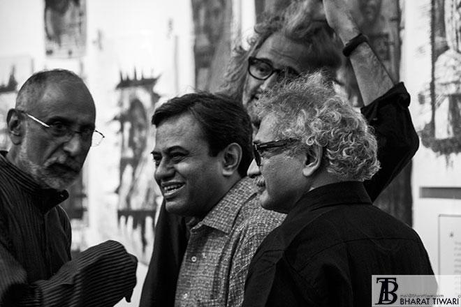 Ashoke Chatterjee, Parthiv Shah, Aditya Arya & Samar S Lodha