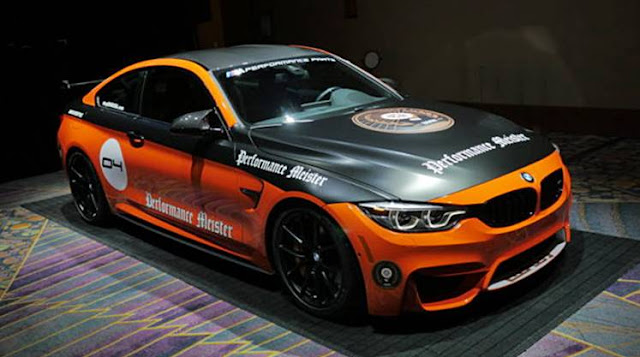 2017 BMW M4 Performancemeister