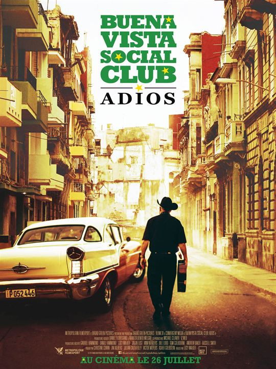 Buena Vista Social Club: Adios (2017) กู่ร้องก้องโลก