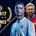Os 50 melhores jogadores do FIFA 17