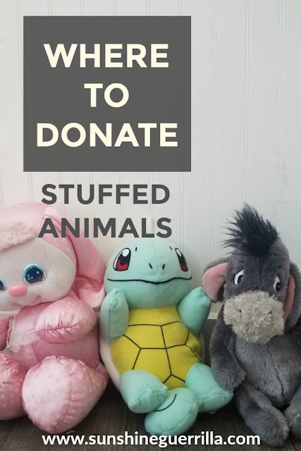 Where to Donate Stuffed Animals Stuffies Soft Toys