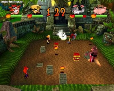 Game Crash Bash Tanpa Emulator - free download PC Games