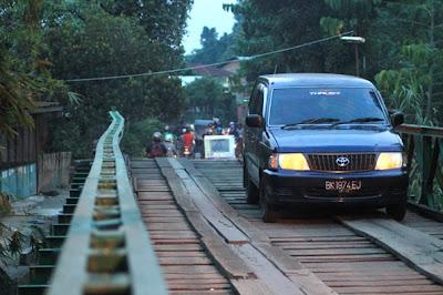 jembatan sarirejo medan 11