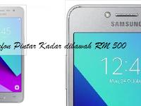 5 Telefon Pintar Terlaris di Malaysia harga dibawah RM 500 April 2017