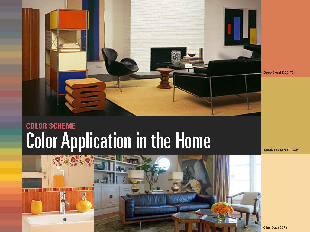 Mid Century Modern Interior Paint Colors Mad For Mid Century Mid Century Modern Color Palette Trends