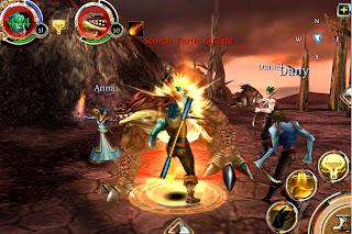 chaos_screen_5 Artworks e Imagens de Order & Chaos Online (Gameloft)