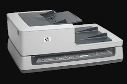 HP Scanjet N8460 Document Flatbed Scanner Driver and Software Downloads For Windows