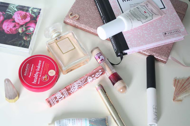 Repurchased Beauty Products