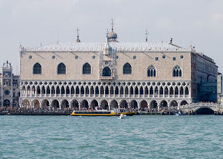 The Doge's Palace was the home of the Doge and the seat of the government of the Venetian Republic