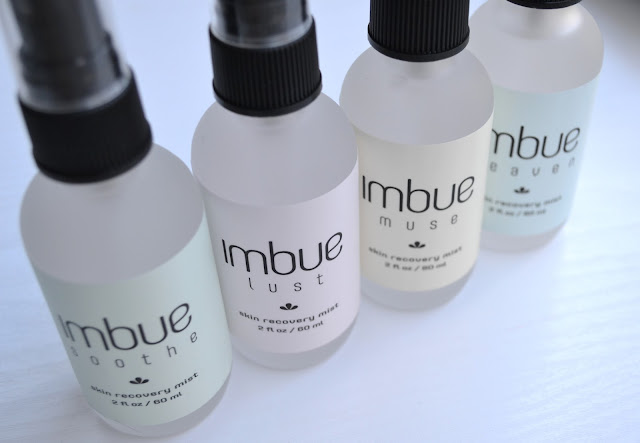 Imbue Rose Water Mists Review