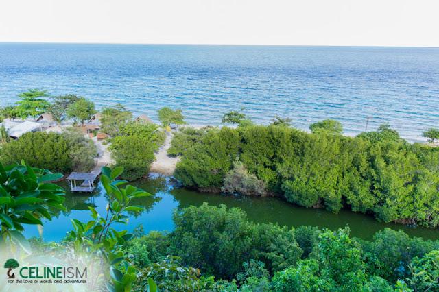 sumilon island lake