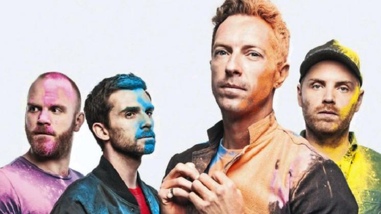 """Em """"Up&Up"""", a banda também conta com a colaboração de Noel Gallagher, do Oasis."""